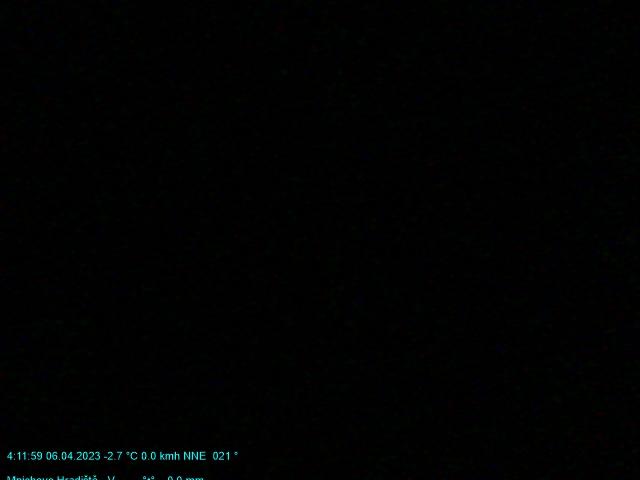 Webkamera Mnichovo Hradiště